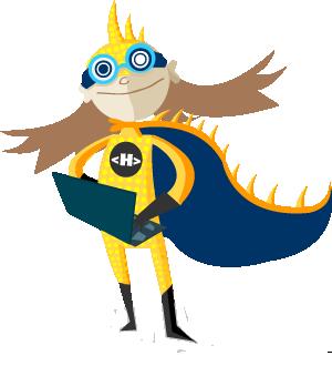 Hackasaurus Supergirl