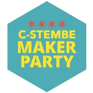 CSTEMBEMakerPartyBadge